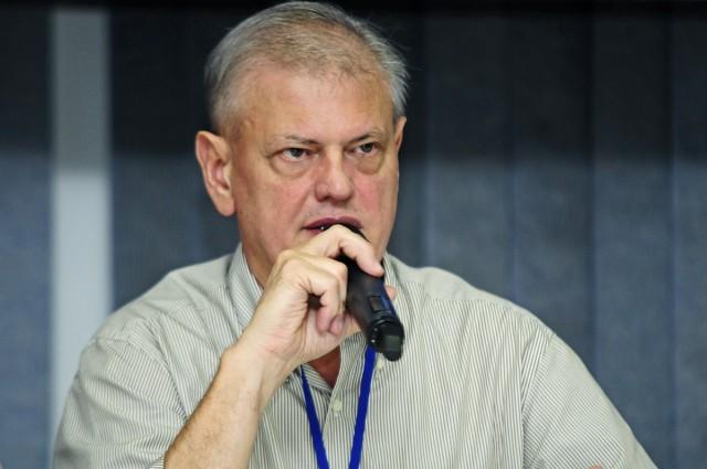 Presidente do Codefoz, Danilo Vendruscolo