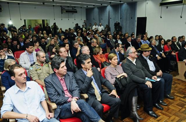 Reunião do plenário do Codefoz em julho - Foto Marcos Labanca