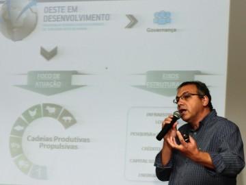 Mário César Costenaro, presidente do Programa Oeste em Desenvolvimento - Foto: Marcos Labanca