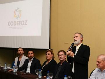 Alto representante-geral do Mercosul, Doutor Rosinha - Foto: Marcos Labanca