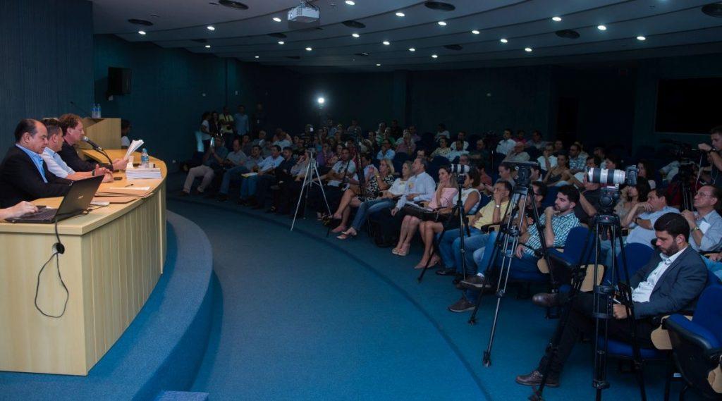 CODEFOZ elege integrantes da Mesa Diretora - foto Marcos Labanca-Arquivo